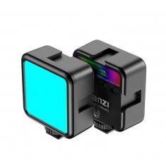 Lampa video Ulanzi VL49 temperatura de culoare reglabila+RGB 2287
