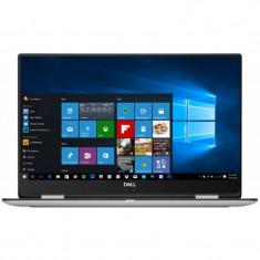 Laptop Dell XPS 15 9575 15.6 inch FHD Touch Intel Core i7-8705G 8GB DDR4 512GB SSD AMD Radeon RX Vega M GL 4GB FPR Windows 10 Pro 3Yr NBD Silver