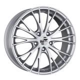 Cumpara ieftin Jante PORSCHE 911 TARGA 4 - incl. 4S Staggered (991) 8.5J x 20 Inch 5X130 et51 - Mak Rennen Silver - pret / buc