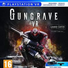 Gungrave Loaded Coffin Edition (Psvr) Ps4