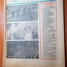 Revista radio-tv saptamana 4-10 octombrie 1981