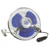 Ventilator oscilant cu grila metal Carpoint 12V Garage AutoRide