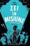Zei in misiune | Maz Evans