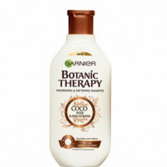 Cumpara ieftin Sampon pentru par uscat lipsit de suplete Garnier Botanic Therapy Coco Milk & Macadamia, 250 ml