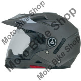 MBS Casca integrala/enduro AFX FX55, 7 in 1, XL, gri inchis, Cod Produs: 01041241PE