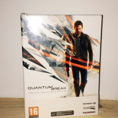 Quantum Break : Timeless Collector's Edition PC , editie de colectie, sigilata
