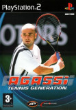 Joc PS2 Agassi: Tennis Generation