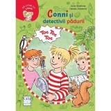 Conni și detectivii pădurii