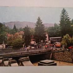 Carte poștală - Olănești - Vedere generală - anul 1979 (circulată)