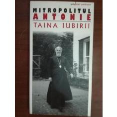 Taina iubirii- Mitropolitul Antonie