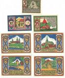 !!! GERMANIA - LOT NOTGELD OSNABRUCK 1921 - UNC / CELE DIN IMAGINE