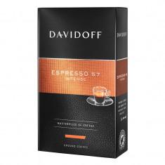 Davidoff Cafe Espresso 57 Cafea Boabe 500g