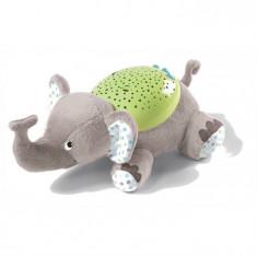 Lampa cu sunete si proiectii Elefantul Eddie Summer Infant