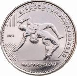 Ungaria 50 forint 2018 UNC Campionatul Mondial de Lupte
