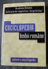Marius Sala (coord.) - Enciclopedia limbii române (ediția I) foto