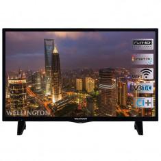 Televizor Wellington LED Smart TV WL32 FHD289SW 81cm Full HD Black, 81 cm
