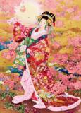Puzzle Eurographics - 1000 de piese - Syungetsu-Haruyo Morita