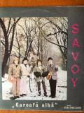 Coperta disc  Savoy - Garoafa alba (numai coperta!), VINIL, electrecord