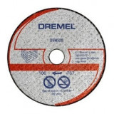 DREMEL DSM520 Set discuri abrazive zidarie 2615S520JA
