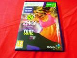 Joc Zumba fitness Core, original, alte sute de titluri