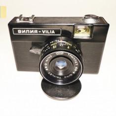 Vilia Type 4a (Вилия) - aparat foto Rangefinder in etui piele plus Blitz Norma