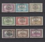 ROMANIA 1919 CLUJ ORADEA PARLAMENT - SERIE AUTENTICA MNH