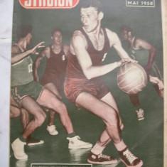 Revista Stadion  nr.9-1958