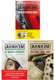 Pachet Seria Fabian Risk, Stefan Ahnhem, Set 3 carti