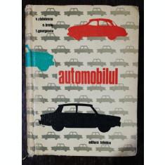 AUTOMOBILUL - VASILE RADULESCU/ EUGEN BRATU /TITU GEORGESCU