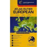 Atlas rutier European |