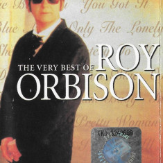 Caseta Roy Orbison - The Very Best Of , originala, holograma
