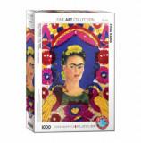 Cumpara ieftin Puzzle Eurographics - Frida Kahlo: Frida Kahlo, 1000 piese
