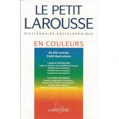 Le Petit Larousse En Couleurs (Ed.1993)
