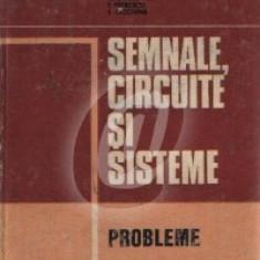 Semnale, circuite si sisteme - probleme