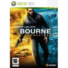 The Bourne Conspiracy XB360