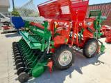 Agro-Masz SR300 semanatoare de paioase de 3 metri cu disc simplu din stoc!