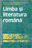 Limba si literatura romana - Manual pentru clasa a 9 a - Alexandru Crisan, Clasa 9, Limba Romana