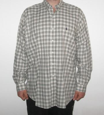 Camasa Originala POLO by Ralph Lauren MARIMEA - XXXL   3XL  - ( maneca lunga ) foto