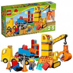 Jucarie Lego Duplo: Big Construction Site