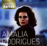 Amalia Rodrigues Grandes Exitos (cd)