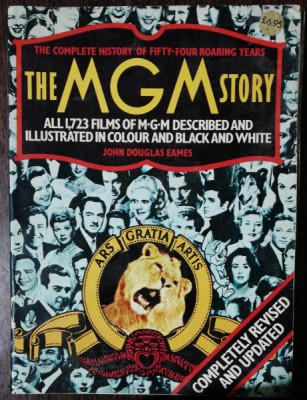 THE MGM STORY - JOHN DOUGLAS EAMES foto