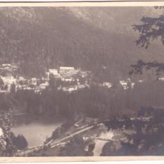 TUSNAD-CARTE POSTALA ANII 30, Circulata, Fotografie