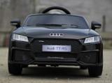 Mașinuta electrică pentru copii Audi TT RS 2x 25W 12V cu Music Player