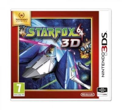 Star Fox 64 3D 3DS foto
