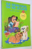 Carte de colorat veche - Sa desenam, sa ne jucam - 1980
