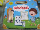 Cumpara ieftin Carti de colorat si jocuri in limba germana