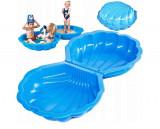 Cutie de joaca pentru nisip Zolta XXL - model Scoica