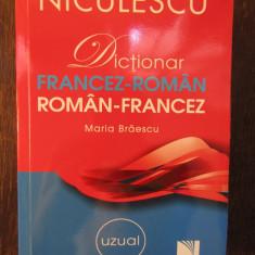 Dictionar francez-roman/roman-francez uzual