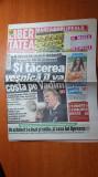 ziarul libertatea 16 septembrie 2015 - moartea lui corneliu vadim tudor