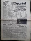 Ziarul Sportul din 21 martie 1977